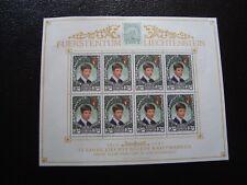 LIECHTENSTEIN - timbre yvert et tellier n° 862 x8 n** (Z14) stamp