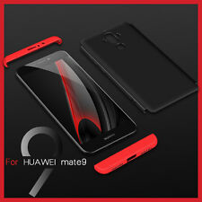 For HUAWEI MATE 9 Luxury Slim Hybrid Shockproof Armor Hard Thin Case Back Cover