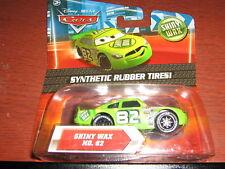 DISNEY CARS SHINY WAX NO. 82 SYNTHETIC RUBBER TIRES