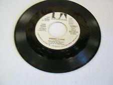 David Rogers Memories To Spare/Same(MONO Promo) 45 RPM United Artists Records