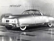 1941 Chrysler Thunderbolt Concept Car   5 x 7 Promotional Photograph