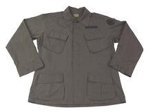 US Army Feldjacke Vietnam & Patches R/S Gr. M Navy Fieldjacket M64 USMC