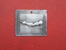 Tin/Silver Arm Plaque Milagro Ex Voto