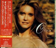 OLIVIA NEWTON JOHN BACK TO BASICS COLLECTION 1971-1992 JAPAN CD+1BONUS OBI RARE