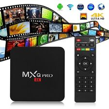 Android 6.0 MXQ Pro Smart TV Box  Quad Core S905X 4K  Media Player HDMI AU Plug