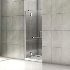 90x190cm Duschabtrennung Drehtür in Nischen Duschtür Dusche mit Nanobeschichtung