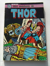 THOR . ALBUM ( N° 14 , N° 15 . ) ARTIMA COLOR MARVEL SUPER STAR