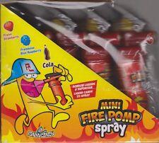 12 Stück Mini Fire Pomp Spray Flüssige Süßigkeiten in verschiedenen Aromen