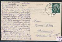 92497) DR   DDR Landpost Ra2 Schmalzgrube über Marienberg Sachsen, Kte 1938