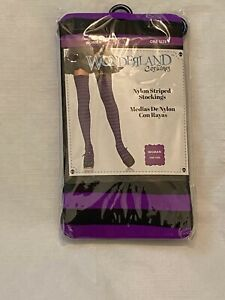 Women's Halloween or Everyday Tights, Pantyhose or Thigh Highs: One Size