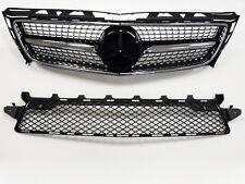 Mercedes W218 CLS Diamond Grille AMG E200 E220 E250 E350 E500 E63