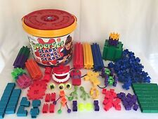 Gears! Gears! Gears! Super Set & More Motor 260 Pieces Learning Resources