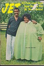 JET MAGAZINE OCTOBER 31, 1974 *GLORIA & DAVID GRAY* NO LABEL