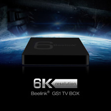 Beelink GS1 6K TV Box 2G+16G  Android 7.1 BT4.1 1000M LAN USB 3.0 Allwinner H6