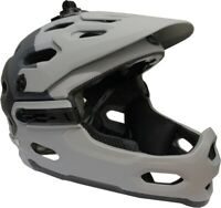 Bell Super 3R MIPS Bike Helmet Matte Dark Grey/Gunmetal Large