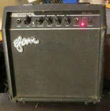 Esteban Portable Travel Black Electric Guitar ES-15G Amplifier