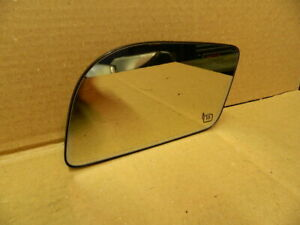 LINCOLN MKS drivers side DOOR MIRROR GLASS HEAT with AUTO DIM 2009 ONLY
