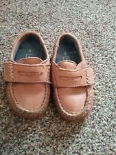 Stunning Toddler Boys Shoes, Size 4, From Next