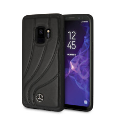 Genuine Mercedes Organic II Leather Case for Samsung S9+
