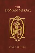 THE ROMAN MISSAL - NEW PAPERBACK BOOK