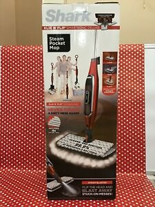 Shark Klick N' Flip Automatic Steam Mop Intelligent S6003UK