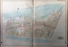 1907 E. BELCHER HYDE, FAR ROCKAWAY,QUEENS NY, PS 44 REPRODUCTION PLAT ATLAS MAP