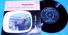 "Patachou (TV Series) / Philips 432 284 BE, 7"" 45rpm Netherlands"