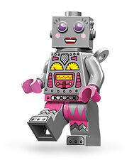 Lego 71002 Minifig Series 11 Lady Robot - Free Postage