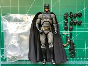 Medicom MAFEX # No. 017 Batman v Superman Dawn Justice Loose Complete AUTHENTIC