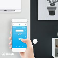Melissa Klimasteuerung WLAN WiFi weiss/weiss