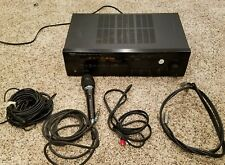 Yamaha R95 Stereo Receiver Voco Pro Mark 12 R9 RadioShack cords Electronics lot