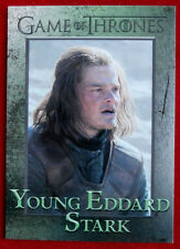 GAME OF THRONES - Season 6 - Card #97 - YOUNG EDDARD STARK - Rittenhouse 2017