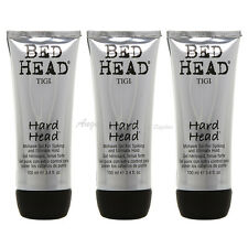 Tigi BED HEAD HAIR CARE Texture & Style Hard Mohawk Gel 100ml x 3