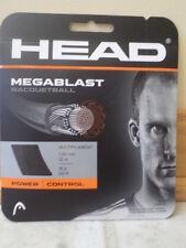 Head Megablast Racquetball String 16 gauge Black