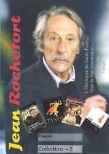 Jean Rochefort Collection 3. Français. NO Subtitles. 4 movies
