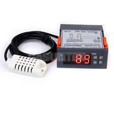 220V Digital Air Humidity Control Controller Range 1%~99% MH13001