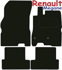 RENAULT MEGANE COUPE SU MISURA tappetini AUTO ** Qualità Deluxe ** 2016 2015 2014 2013
