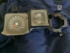 Datsun 510 Gauge Cluster speedometer set. 1972 - 1973