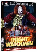 Night Watchmen (The) (Edizione Limitata) [Dvd+Booklet]  [Dvd Nuovo]