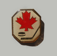 Pin Canada Hockey puck needle Badges pins