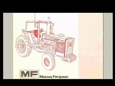 MASSEY FERGUSON MF 2745 PARTS MANUAL - 380pg for MF2745 Tractor Service & Repair