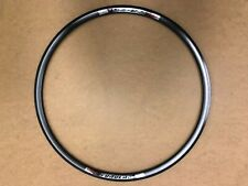 New KINLIN Rims TB-25 Alloy Rim 700C (Tubular) 14G 28H PV Anodized Black