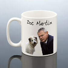 DOC MARTIN MUG TV Series Birthday Gift Martin Clunes Cup Fathers Day Doctor Dad