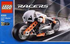 Lego Racers 8355 H.O.T. Blaster Bike