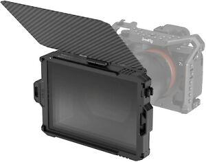 SMALLRIG Mini Matte Box für DSLR und spiegellose Kameras (wie Neu)