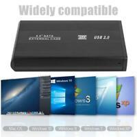 3,5 Zoll Festplatte Festplattengehäuse SATA zu USB2.0 Adapter Externes Festplatt