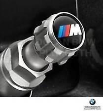 Genuine BMW M Performance Tyre Valve Caps, Set of 4, 36122447402