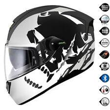 Matte Motorrad-Helme mit Pinlock-Bereit-Shark
