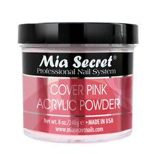 Mia Secret Acrylic Nail Powder Cover Pink 8 oz - USA