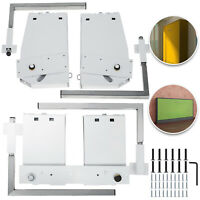 Murphy Wall Bed Spring Mechanism Hardware Kit Horizontal Vertical Twin/King Bed
